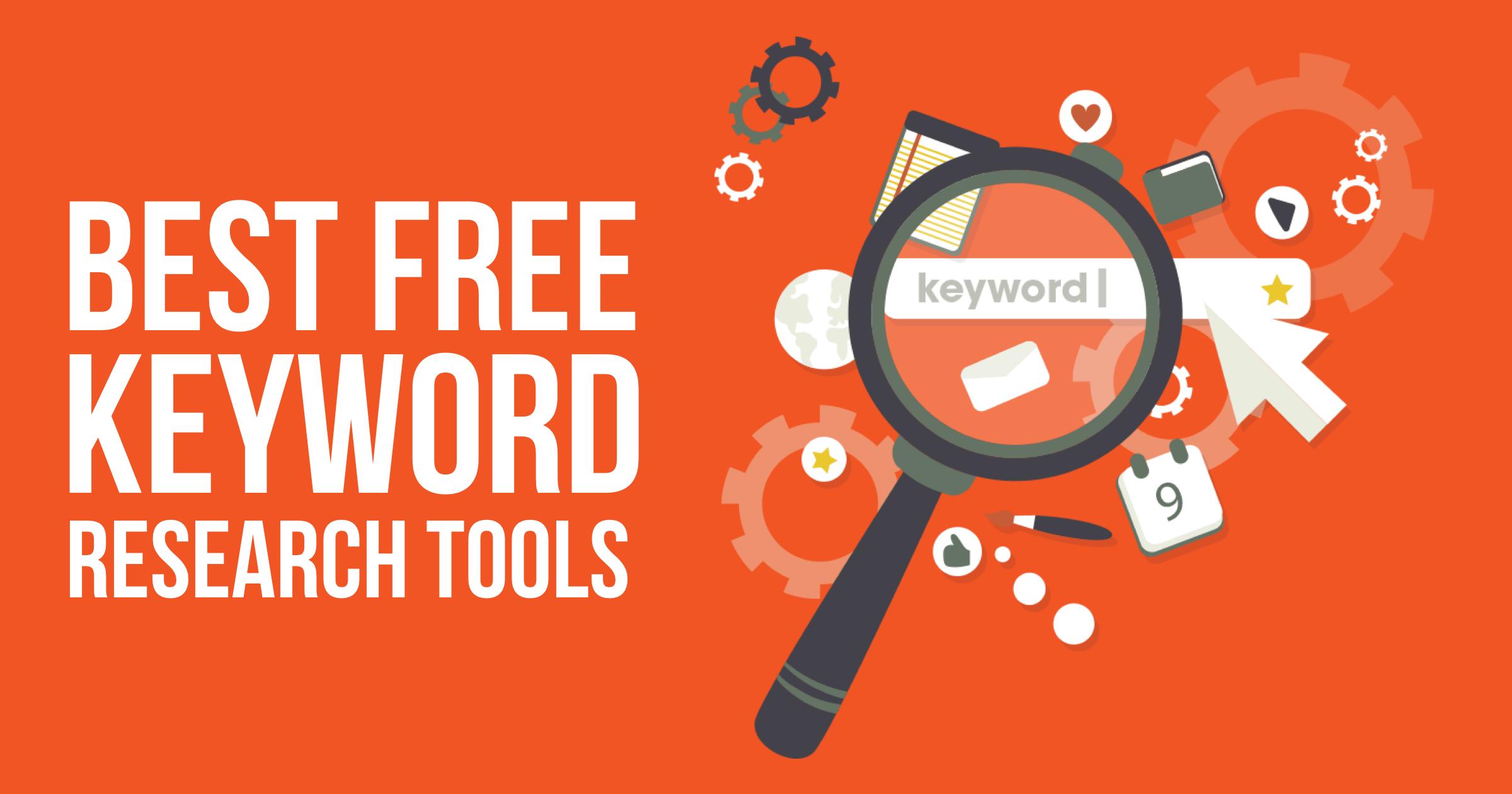 Free keyword research tool.