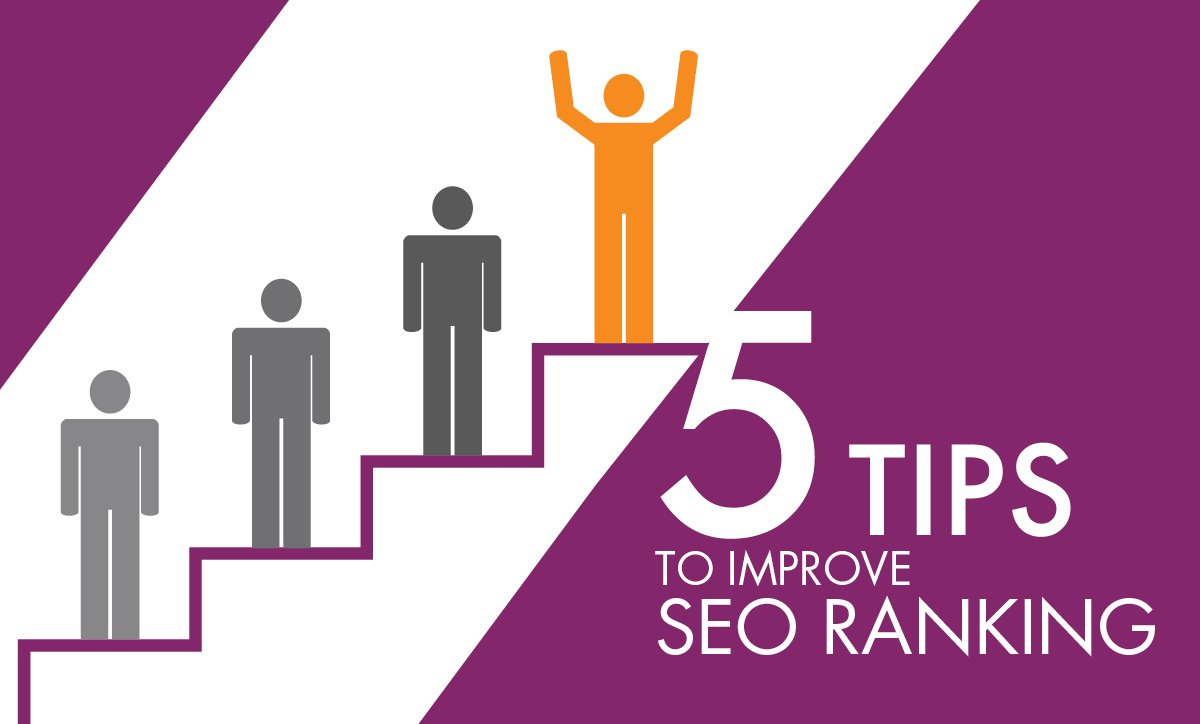 Five SEO Techniques to Improve Your Site Ranking.